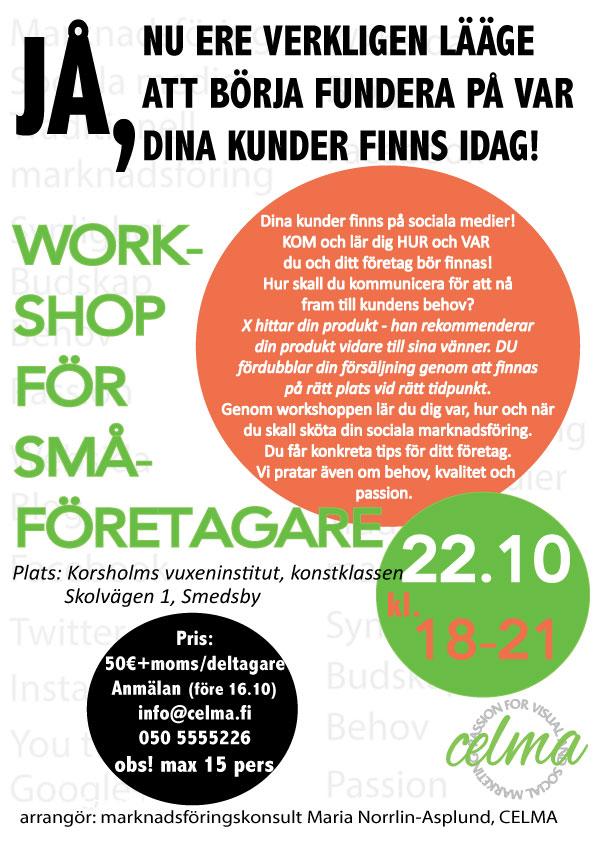 Workshop-Sociala-Medier-