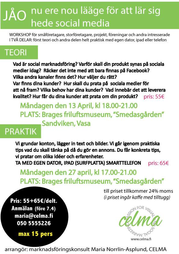 workshop-1&2-VASA13_27april