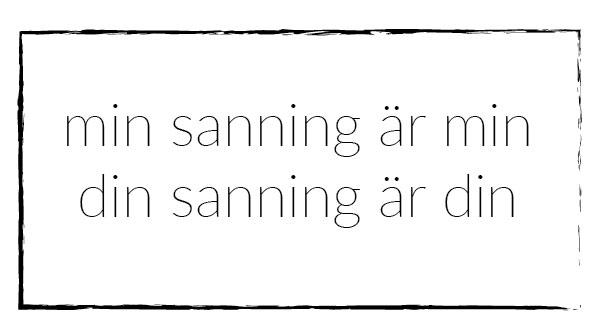 sanning